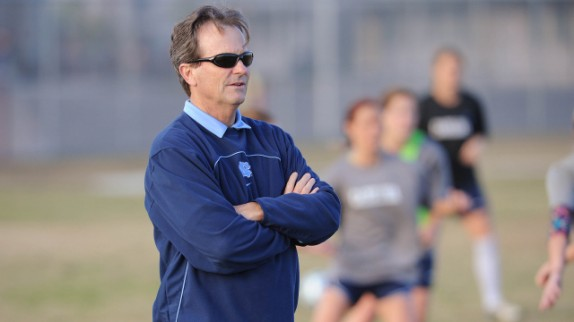 Anson Dorrance (Courtesy of GoHeels.com)