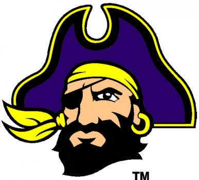 east carolina pirates ecu