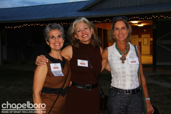 Annie Baggett, Melinda Marlette and Alice Horton