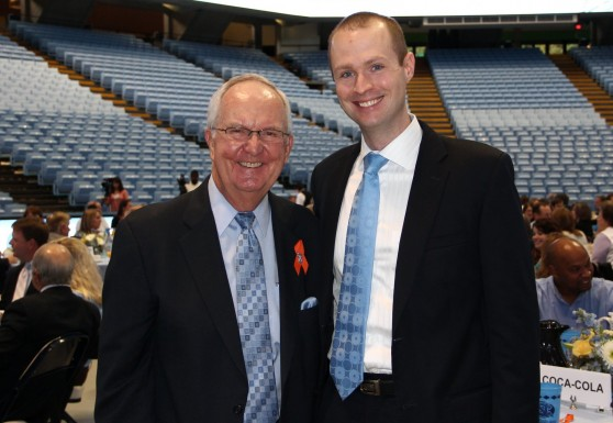 Tar Heel Voices: Woody Durham and Jones Angell