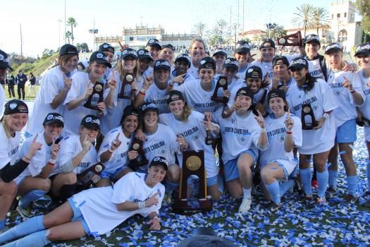 unc women's soccer national championship