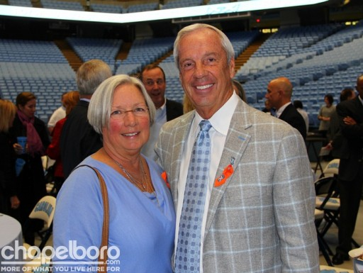 Wanda Williams and Roy Williams