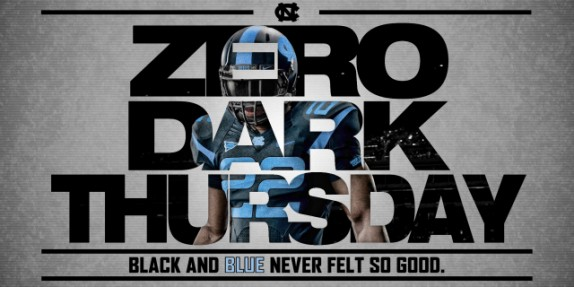 Zero Dark Thursday