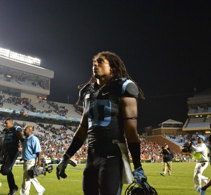 UNC DB Tre Boston