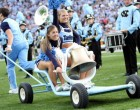 Photo courtesy of GoHeels.com